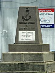 The Dock Worker's Memorial