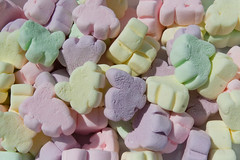 Pastel Bunny Marshmallows