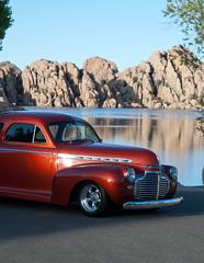 1941 Chevy at Watson Lake
