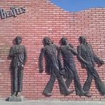 Beatles-н хөшөө