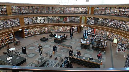 Biblioteca Pública de Estocolmo