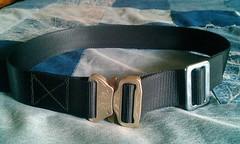 leather(0.0), textile(1.0), buckle(1.0), belt(1.0),