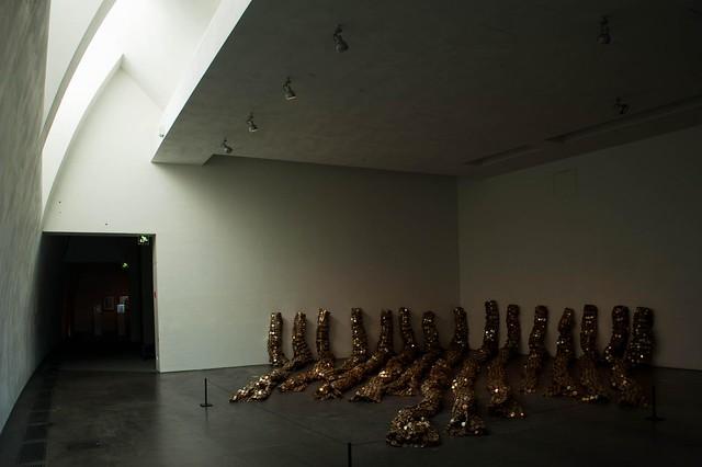Una pieza del museo