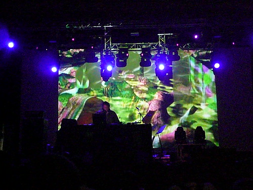 Oneohtrix Point Never live at Primavera Sound 2011