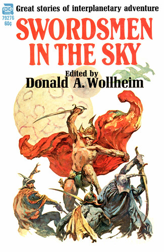 Swordsmen in the Sky