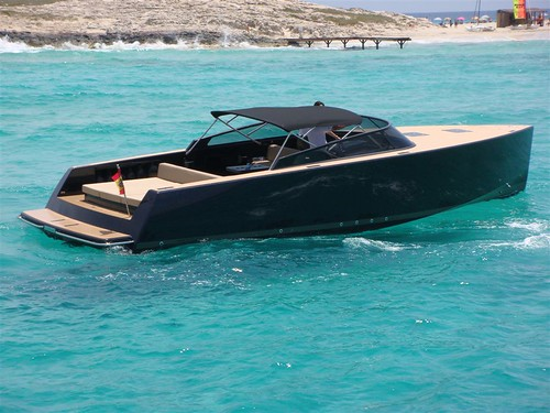 Ibiza boat sales van dutch 40 by ibiza yachting white Best motor boats