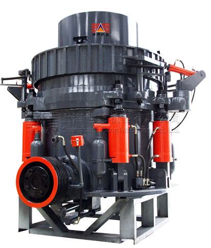hydraulic cone crusher can withstand pressure