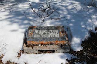 William Kaleta 1915 to 1953