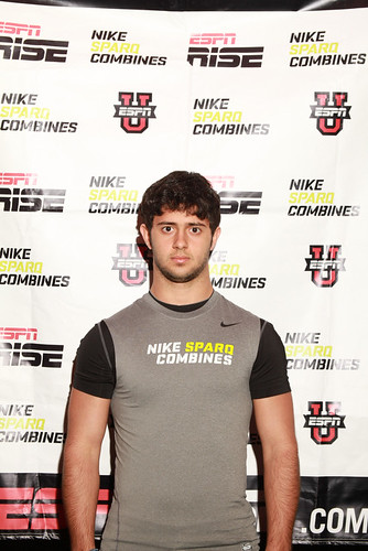 NIKE SPARQ COMBINE CHICAGO