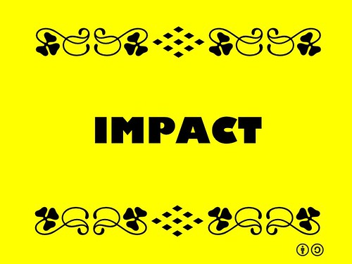 Buzzword Bingo: Impact
