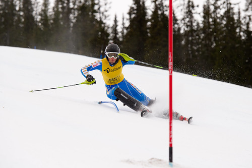 Anne Swenn-Larsson - NM i Trysil | by Skirenn i Trysil