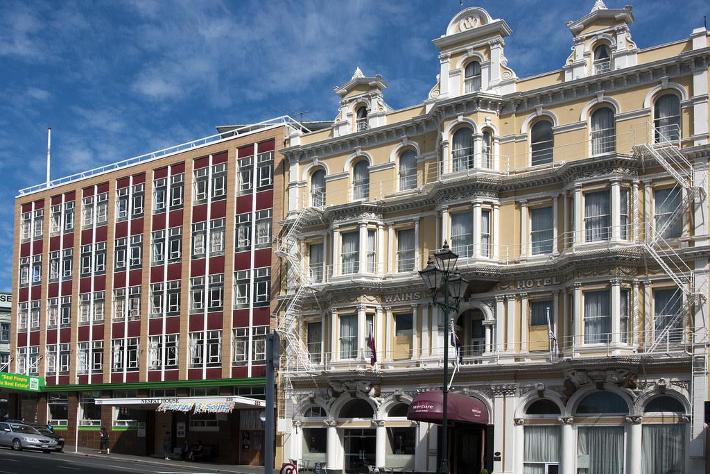 Wain's Hotel Dunedin