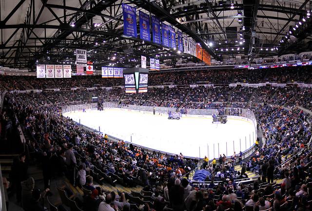 Coliseum Ny Islanders