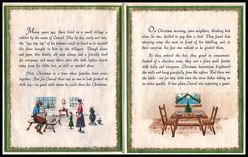 The Story of The Christmas Guest pages 1 &2