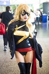 Wondercon – Ms. Marvel // Linda Le