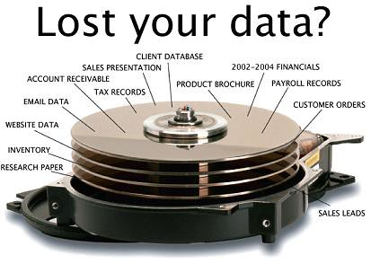 Data-Recovery Expert