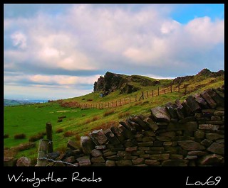 Windgather Rocks