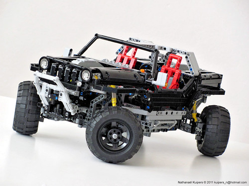 Jeep Hurricane Zero