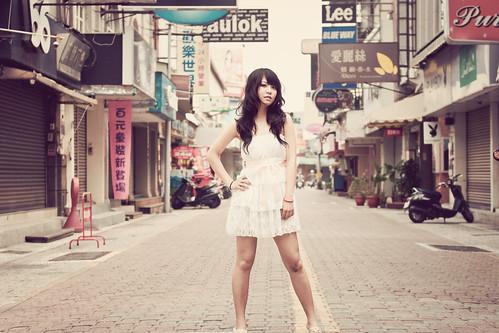 [フリー画像素材] 人物, 女性 - アジア, 台湾人 ID:201303232200