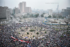 Tahrir Square - April 1, 2011