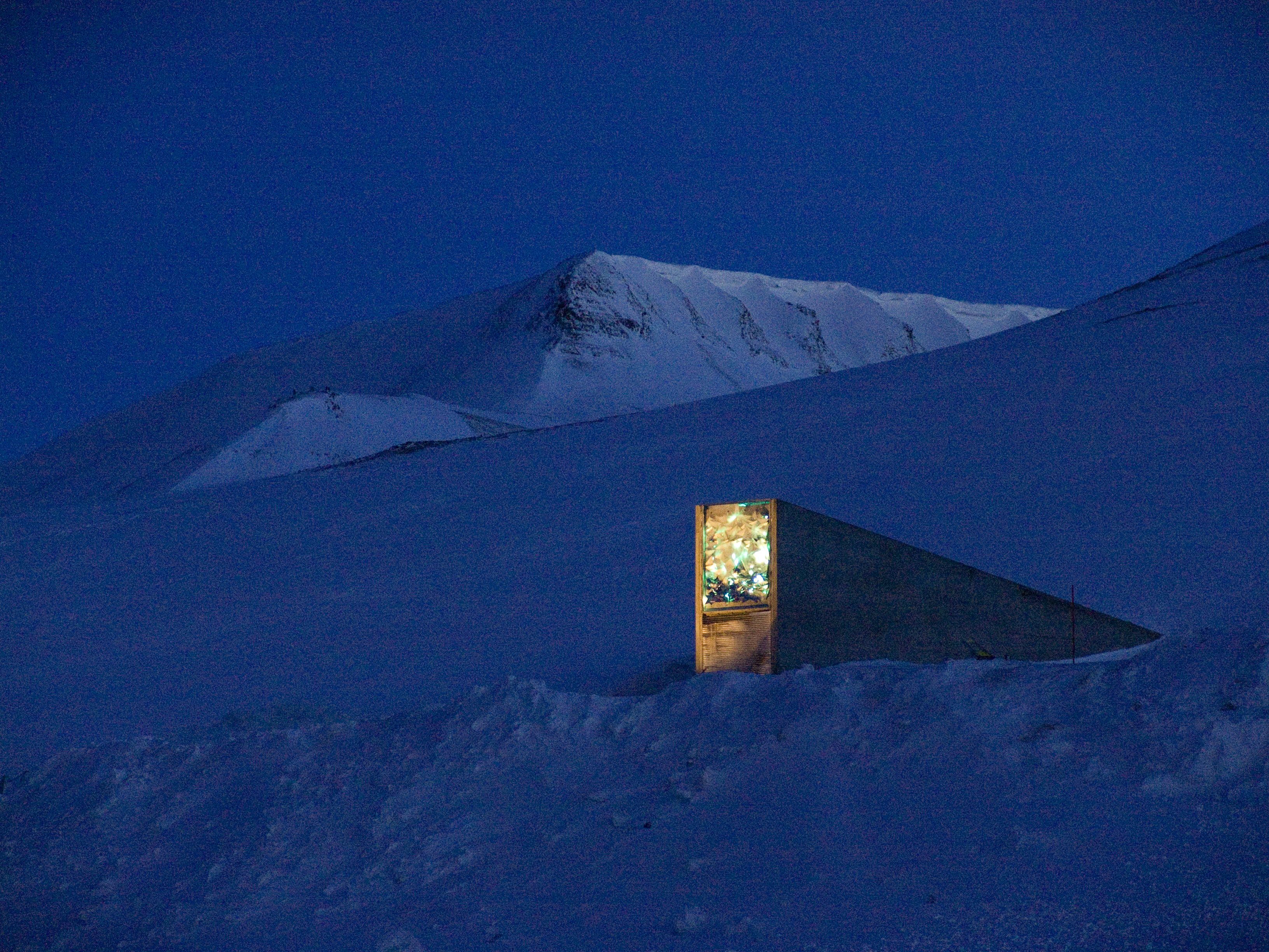 The Doomsday Seed Vault Is Meeting Its Doom Sooner Than Expected