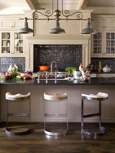 Proper Hunt Interpretations Of A Modern Farmhouse Kitchen