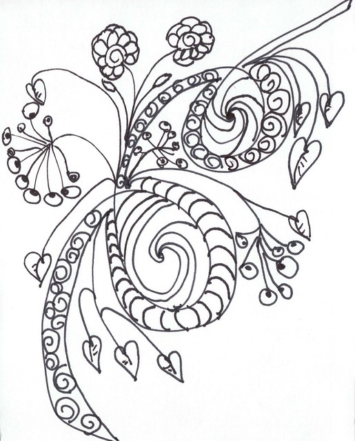 Orchid Line Drawings http://hawaiidermatology.com/orchid/orchid-vine-line-drawing-flickr-sharing.htm