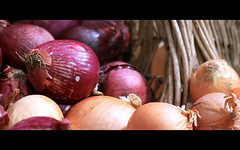 chestnut, vegetable, onion, shallot, produce, food,