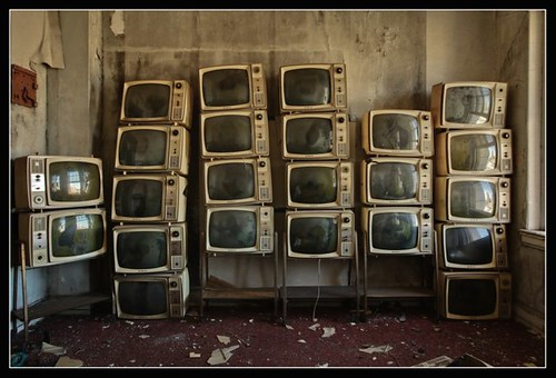 The Revolution Will Not Be Televised by earthmagnified