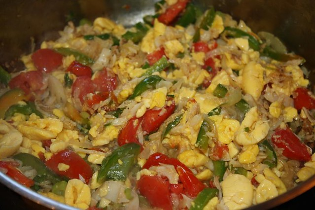 Jamaican ackee and saltfish cooking flickr photo sharing for Jamaican butter fish