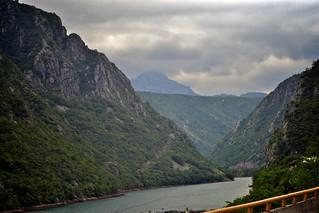 Neretva, near Mostar