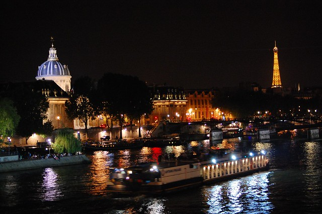 Seine River Cruise At Night  Flickr  Photo Sharing