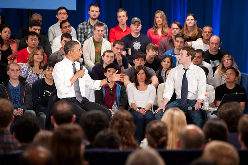 Obama 2012 Facebook Town Hall—April 20th, 2011