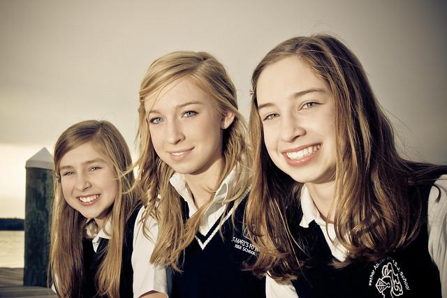 The Mattingly Girls