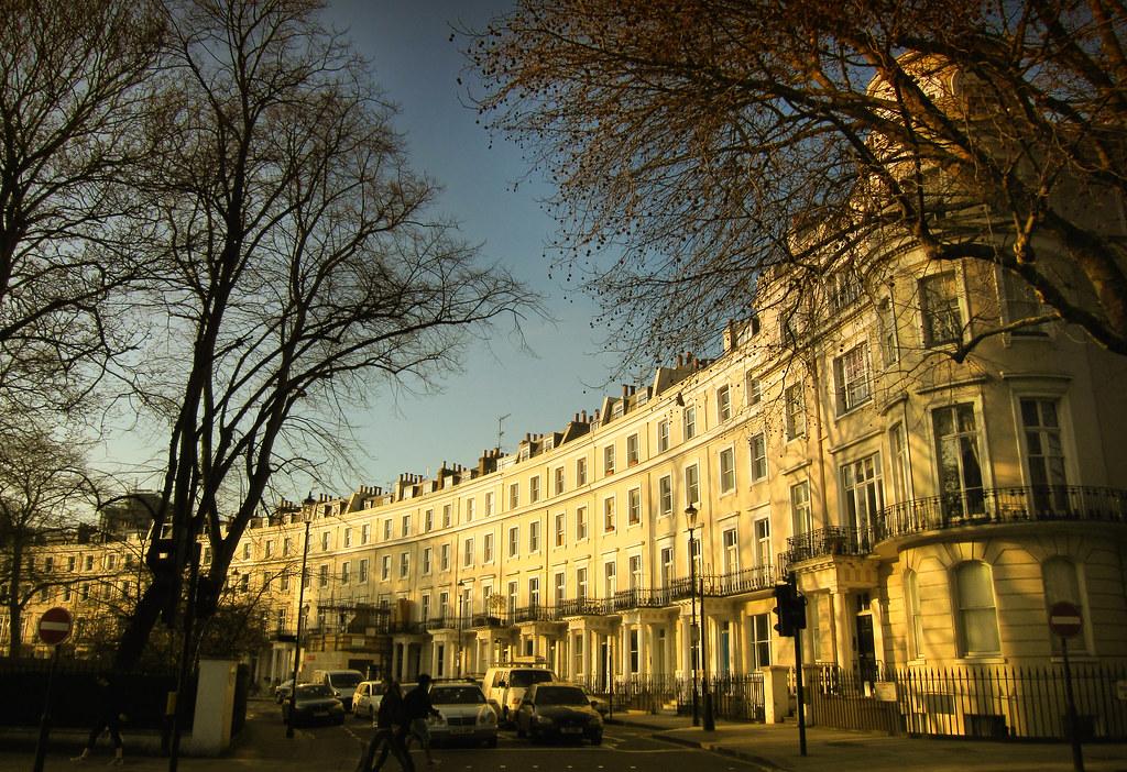 Royal Crescent  .. London