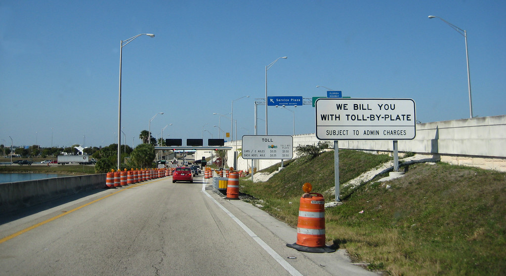 Toll By Plate Florida >> SunPass or TOLL-BY-PLATE   Flickr - Photo Sharing!