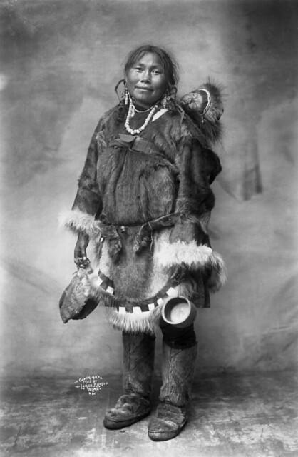 эскимосские женщины фото