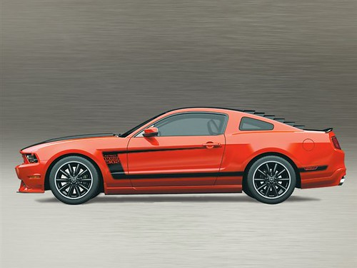 Win Two Mustangs in the 2011 Mustang Dream Giveaway Including this 2012 Boss 302!