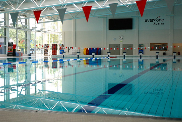 Everyone Active 39 S 50m International Size Pool At Basildon Sporting Village Flickr Photo Sharing