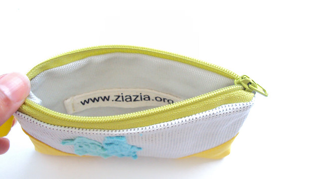 new coin purse // ziazia
