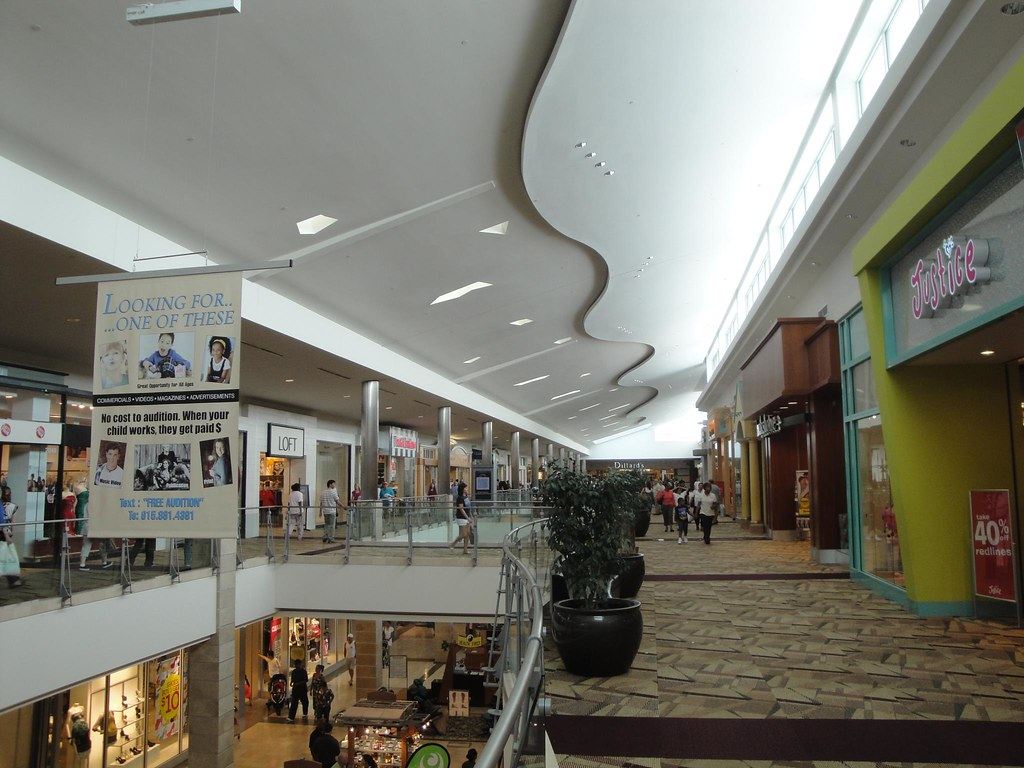 Triangle Town Center Mall Shopping Center