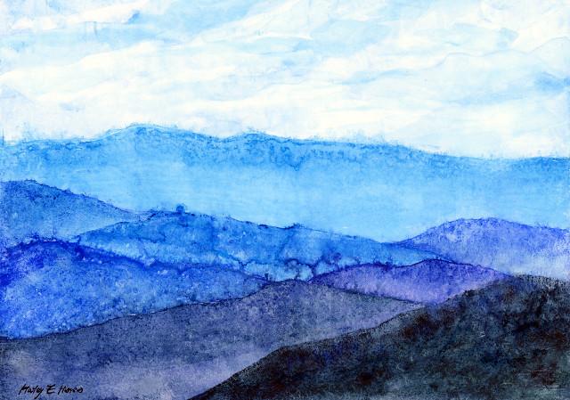Blue Ridge Paint Amp