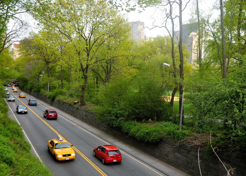 Drive Through - Central Park
