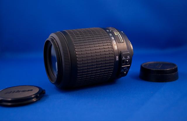 Nikon 55-200mm $175 SOLD!
