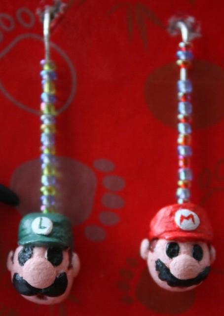 pendientes: Paper Mario & Luigi