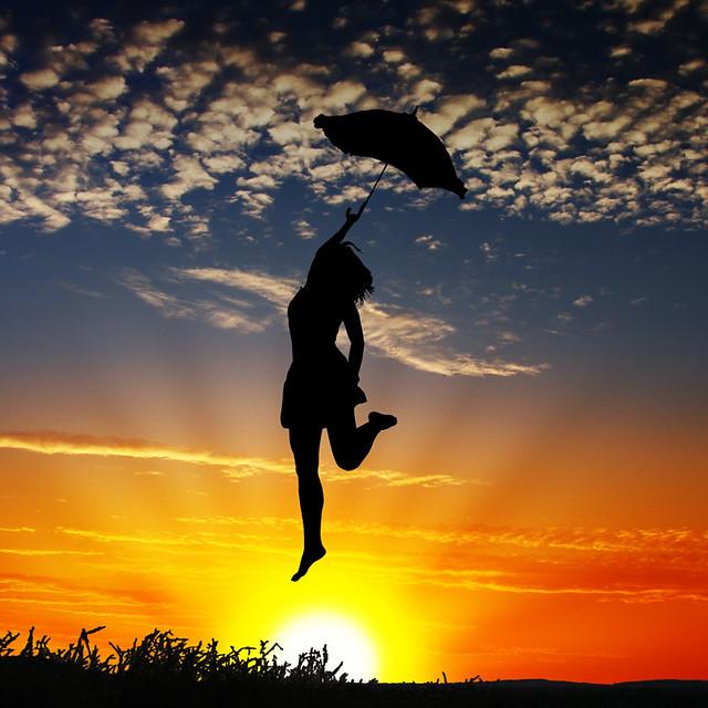 ~ umbrella flight ~