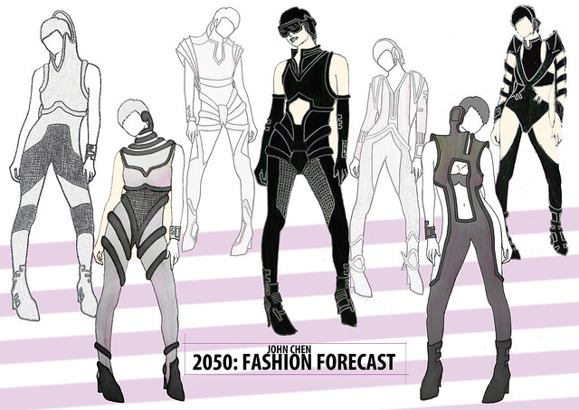 2050 fashion forecast flickr photo sharing For2050 Fashion Predictions
