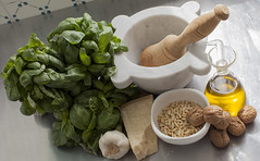 Sacred Knowledge: Pesto Genovese