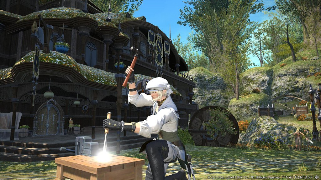 7 ways to get rich quick in Final Fantasy XIV: A Realm