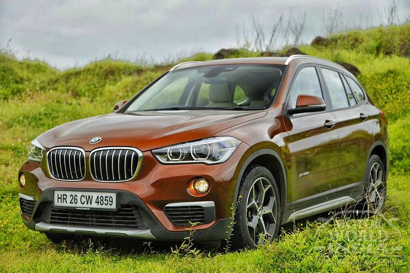 2016-BMW-X1-Front-Three-Quarter (4)